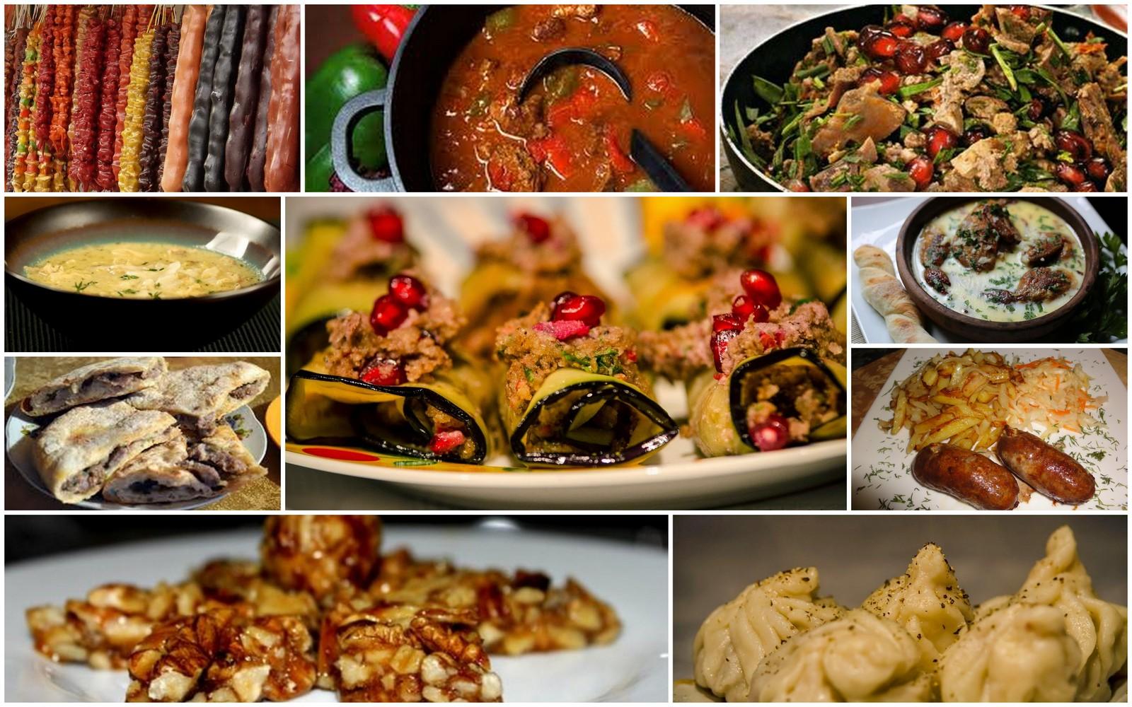 Gruzinska Kuchnia Potrawy Georgia Adventure Club